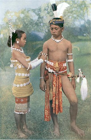 dayak people Young_Ibans,_or_Sea_Dayaks