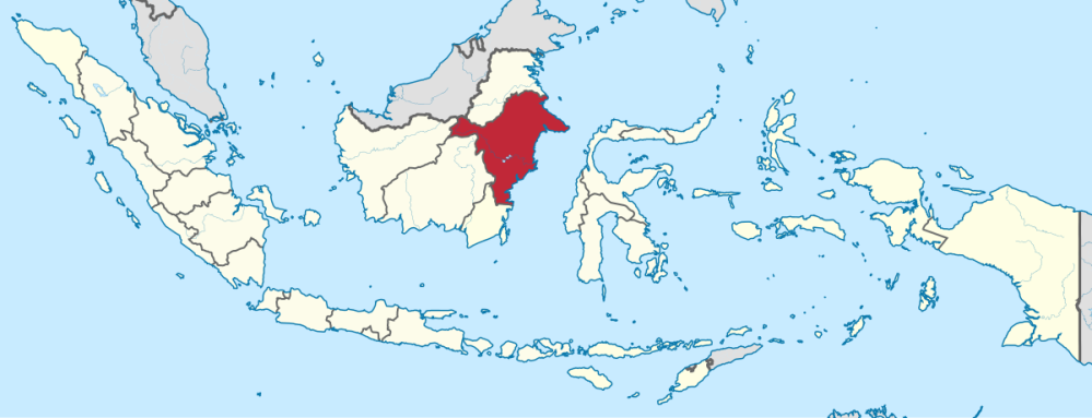 East_Kalimantan_in_Indonesia