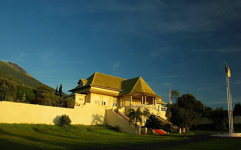 ternate istana