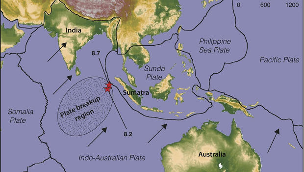prehistoric indonesian-earthquake-plateshift